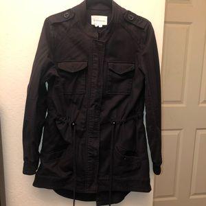 BCBG waisted coat